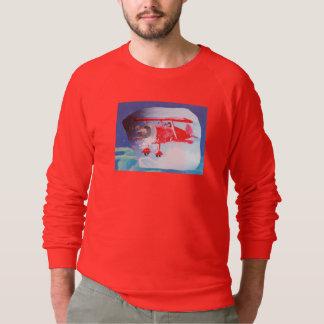 Rock Art, Aeroplane Sweatshirt