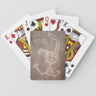 Rock Art Playing Cards