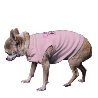 ROCK Artist On Their Grind Doggie Ribbed Tank Top Sleeveless Dog Shirt