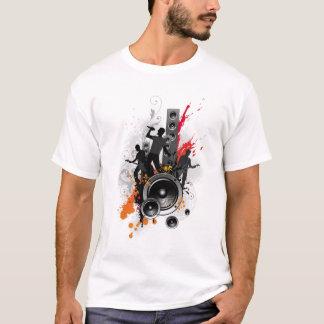 Rock band shirt