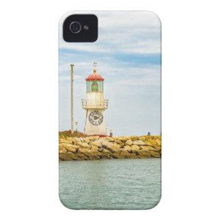 Rock Breakwater Salinas Ecuador Case-Mate iPhone 4 Case