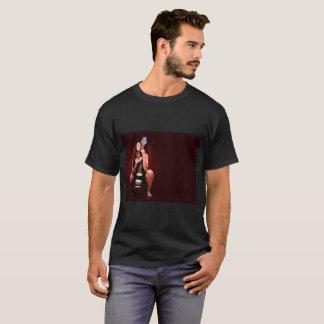 Rock Chic Guitar Tee Shirt T-Shirt