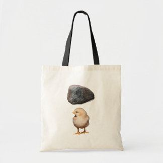 Rock + Chick Budget Tote Bag