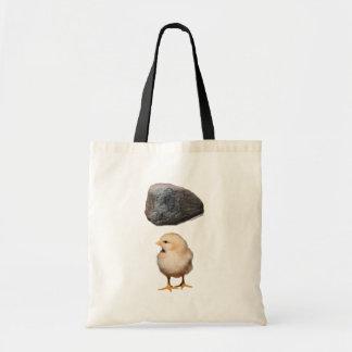 Rock + Chick Budget Tote Bag