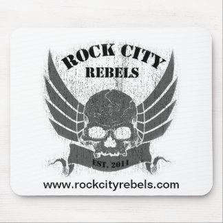 Rock City Rebels Official Mouse Pad