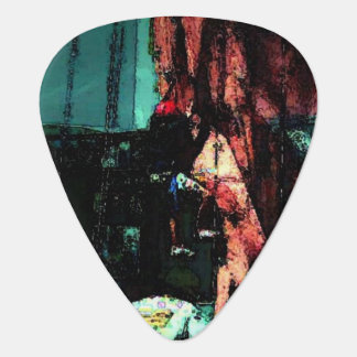 Rock Climb standard guitar pick