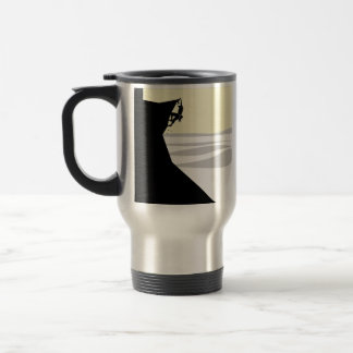 Rock Climber 1 Travel Mug