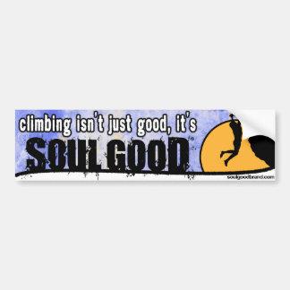 Rock Climber Bumper Sticker - Soul Good