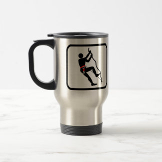 Rock Climber Pro Travel Mug