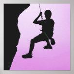 Rock Climbing Posters