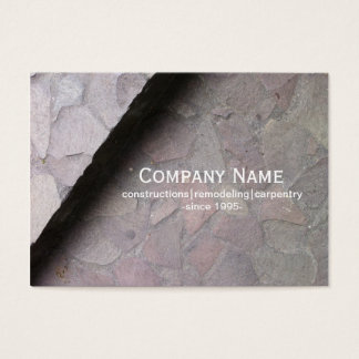 Rock Constructions Business Card