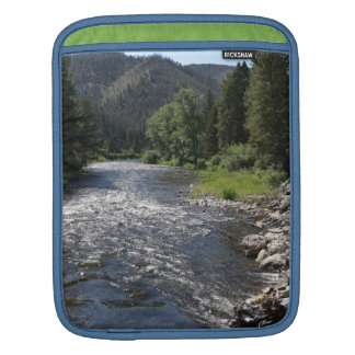 Rock Creek Montana IPad Sleeve