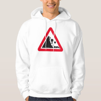 Rock fall lobster hoodie