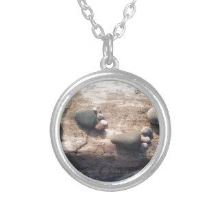 Rock Footprints Jewelry