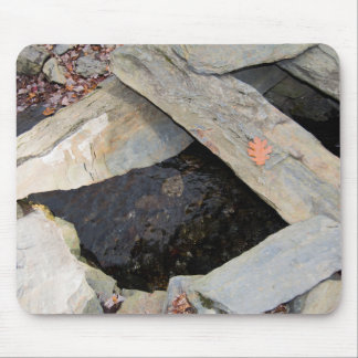 Rock Formation Mouse Pad