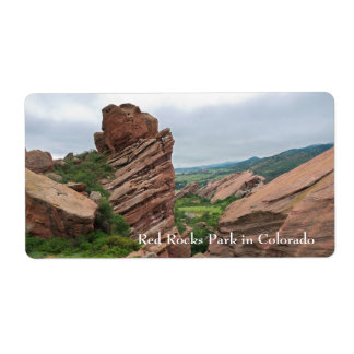 Rock Formations and Ranges Surrounding Red Rocks
