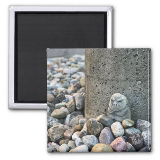 rock garden manager magnet