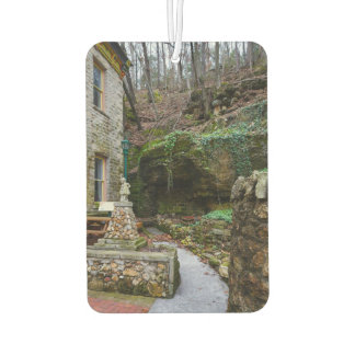 Rock Garden Patio Car Air Freshener