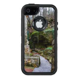 Rock Garden Patio OtterBox Defender iPhone Case