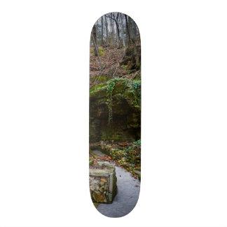 Rock Garden Patio Skateboard Decks
