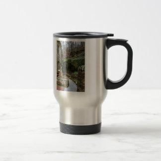 Rock Garden Patio Travel Mug