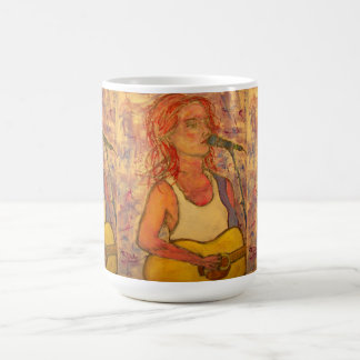 Rock Girl Coffee Mug