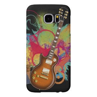 Rock Guitar Grunge Samsung Galaxy S6 Cases