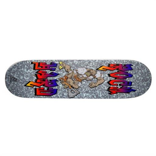 Rock Hard Skateboards