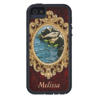 Rock In A Blue Sea, Landscape Photography Case For iPhone 5