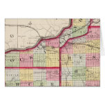 Rock Island, Henry, Mercer counties Greeting Card