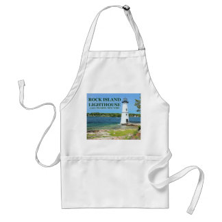 Rock Island Lighthouse, New York Apron