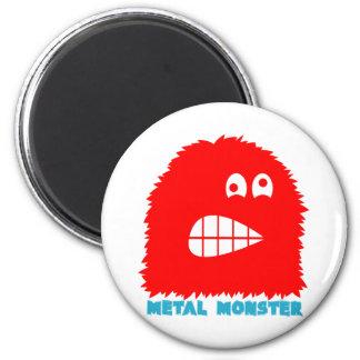 Rock=Life 'Metal Monster' Metal Magnet
