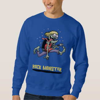 Rock Monster Sweatshirt