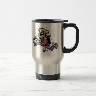 Rock Monster Travel Mug