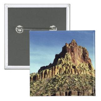 Rock Mountain Summit 15 Cm Square Badge
