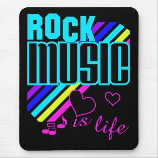 Rock Music mousepad