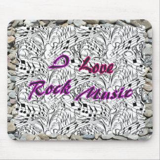 ROCK MUSIC-MOUSEPADI MOUSE PAD