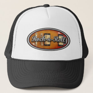 Rock-n-Roll 1 Trucker Hat