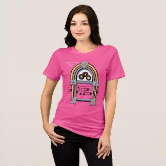 Rock n Roll Babee - Ladies T-shirt