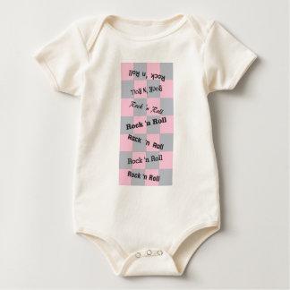 Rock N' Roll Baby Bodysuit