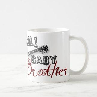 Rock-n-Roll Baby Brother Coffee Mug