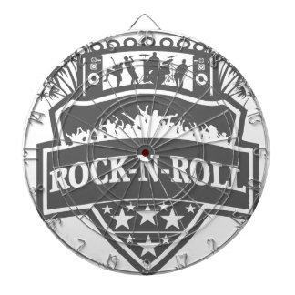 rock-n-roll Band Dartboard