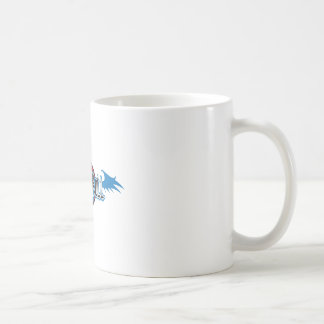 Rock N Roll Basic White Mug