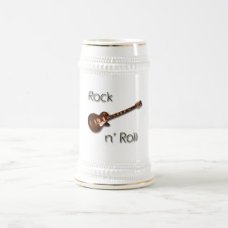 Rock n Roll Beer Stein