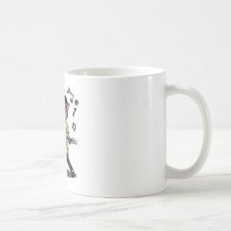 Rock 'n' Roll Cat Coffee Mugs