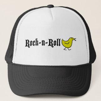Rock-N-Roll Chick Trucker Hat