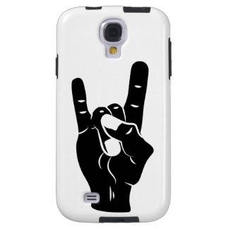 Rock n Roll Devil Horns Galaxy S4 Case