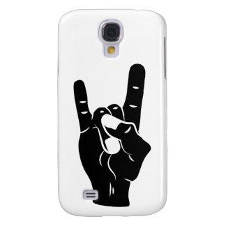Rock n Roll Devil Horns Galaxy S4 Covers