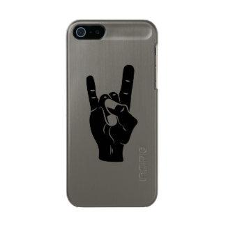 Rock n Roll Devil Horns Incipio Feather® Shine iPhone 5 Case