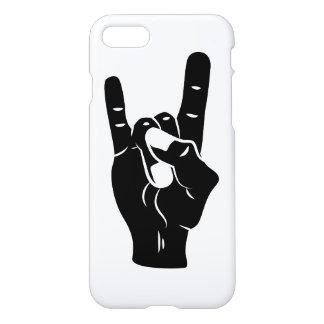 Rock n Roll Devil Horns iPhone 7 Case